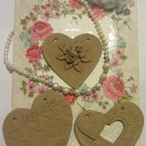 """майстер - клас по виготовленню валентинок із екологічно чистого матеріалу - глини. Найкращі креативні ідеї під керівництвом досвідченого майстра-кераміста! Ваші """"серця"""" в надійних руках!"""