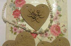 Майстер— клас по виготовленню валентинок із екологічно чистого матеріалу— глини