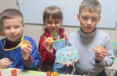 Заняття з дітьми на зимових канікулах