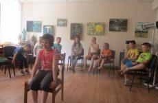 П'ятий день творчого табору в центрі розвитку «Джерело»